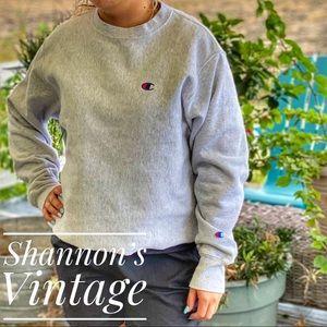 Champion vintage medium sweatshirt A33